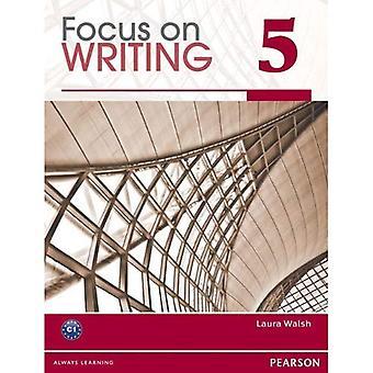 Se concentrer sur écriture 5 SB