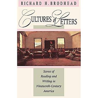 Cultures of Letters: Scenes of Reading and Writing in Nineteenth-Century America