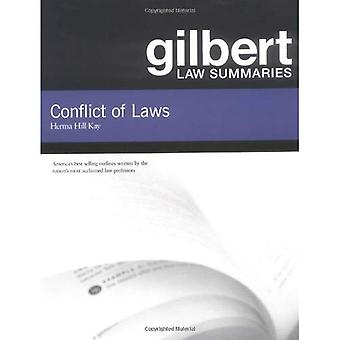 Gilbert Law Summaries Conflict of Laws