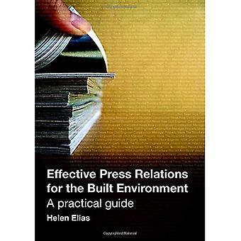 Effektiv presserelationer for det byggede miljø