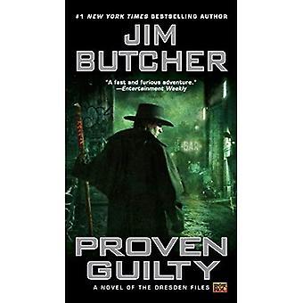Proven Guilty (Dresden Files)