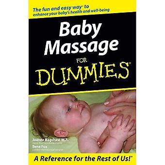 Massagem do bebé para Dummies (For Dummies)