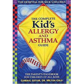 Toutes les Kids' allergie & asthme Guide