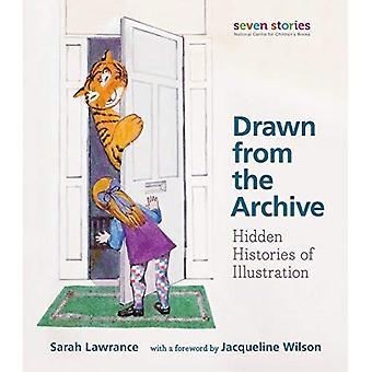 Dras från arkivet: dolda historia Illustration
