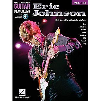 Guitar Play-Along: Volumen 118: Eric Johnson (Hal Leonard Guitar Play-Along)