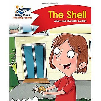 Lezen van planeet - de Shell - rode B: Comet Street Kids (Rising Stars planeet lezen)