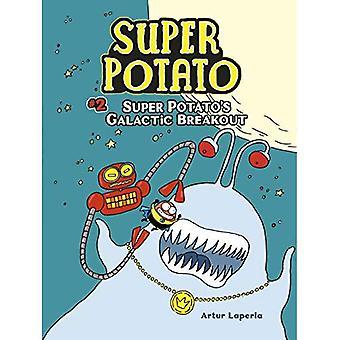 Galactic Breakout de super Potato (Super Potato)