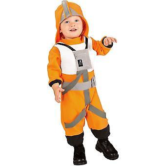 Star Wars X-Wing Pilot Toddler Costume