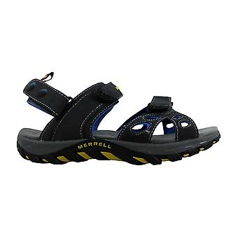 Merrell Waterpro Sandal Dark Shadow  Grade-School J30019 Size 4 Medium
