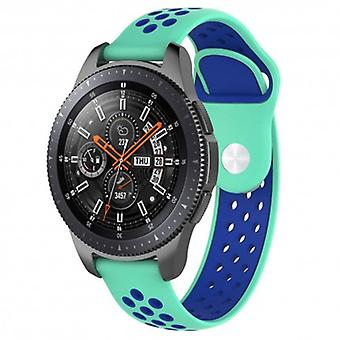 Ebn sports armband Samsung Galaxy Watch 46 mm-mint/blue