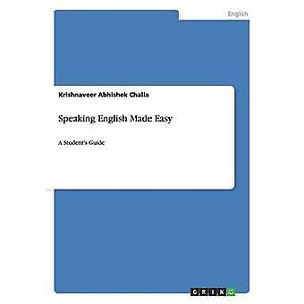 Speaking English Made Easy by Challa & Krishnaveer Abhishek