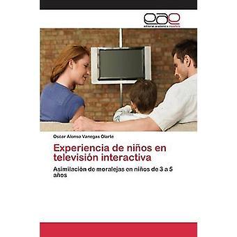 Experiencia ・デ・ nios en televisin interactiva によって Vanegas Olarte オスカー・アロンソ