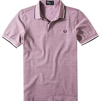 Fred Perry Men's Twin Tipped Short Sleeved Polo Shirt M1200-871