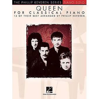 Queen for Classical Piano - Phillip Keveren Series - 9781495059094 Bo