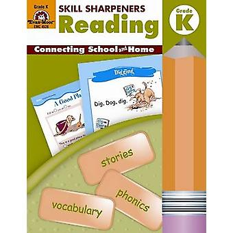 Skill Sharpeners Reading - Grade K by Evan-Moor Educational Publisher