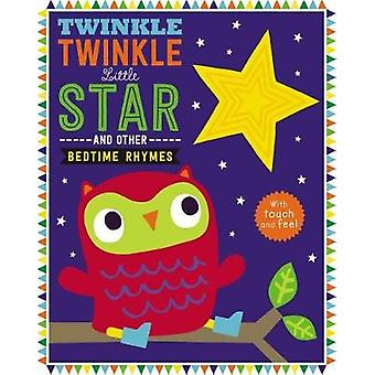 Touch and Feel Nursery Rhymes - Twinkle Twinkle Little Star by Make Be