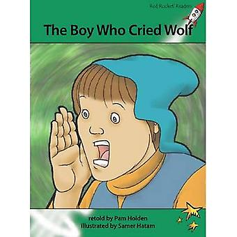 The Boy Who Cried Wolf by Pam Holden - Samer Hatam - 9781927197387 Bo