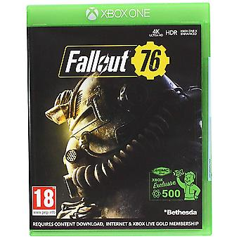 Gry Xbox One Fallout 76