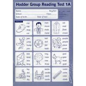 Hodder Group Reading Tests HGRT II Test 1 Form A