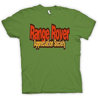 Kids T-shirt - Range Rover Appreciation Society
