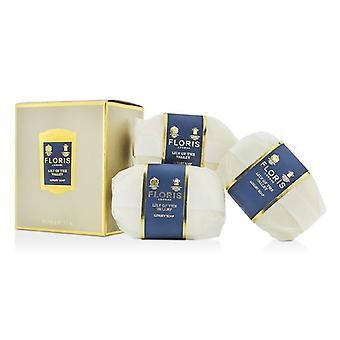 Floris Lily Of The Valley Luxury Soap 3x100g/3.5oz