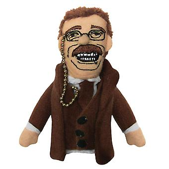 Finger Puppet - UPG - Roosevelt, Theodore Soft Doll Toys Gifts New 0254