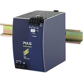 PULS DIMENSION QS20.241 Rail mounted PSU (DIN) 24 Vdc 20 A 480 W 1 x
