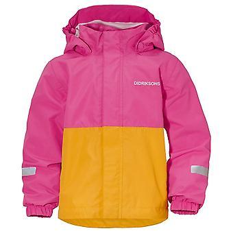 Didriksons roze Childrens BRI jas