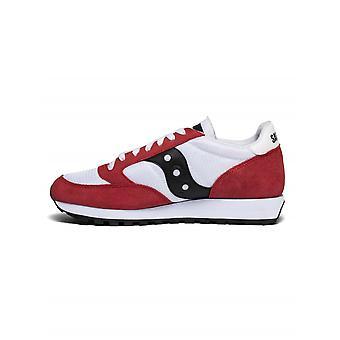 Saucony Saucony Red, White & Black Jazz Original Vintage Sneaker Jazz Original Vintage Sneaker