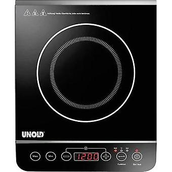 Induction hob with pot size recognition Unold 58105