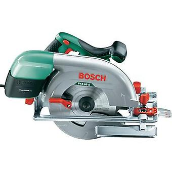 Bosch Home and Garden PKS 66 A Circular Hand Saw (0603502002) Max. cutting depth (90/45°): 0-66/0-48 mm Power 1600 W