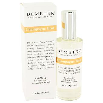 Champagne Brut By Demeter Pick Me Up Cologne Spray 120ml