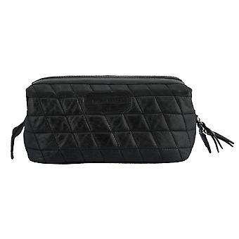 Bruno banani washbag toiletry bag sacchetto cosmetico nero 2810
