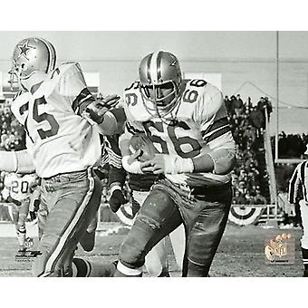 George Andrie 1967 Action Photo Print (8 x 10)