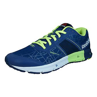 Reebok One Cushion 2.0 CityLite Mens Running Trainers / Shoes - Blue