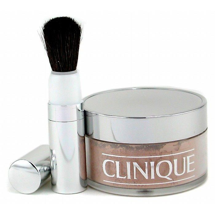 Clinique Blended Face Powder + Brush - No. 04 Transparency; Premium price due to scarcity 35g/1.2oz
