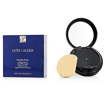 Estee Lauder Double Wear Make-Up To Go - #4N1 Shell Beige 12ml/0,4 oz