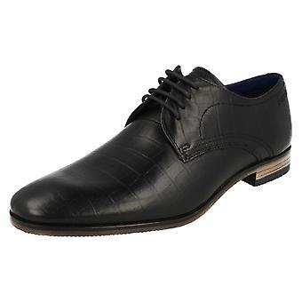 Hombres Bugatti elegante encaje Formal zapatos 312-10501-1000-1000