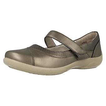 Ladies Padders Casual Flat Shoes Denise