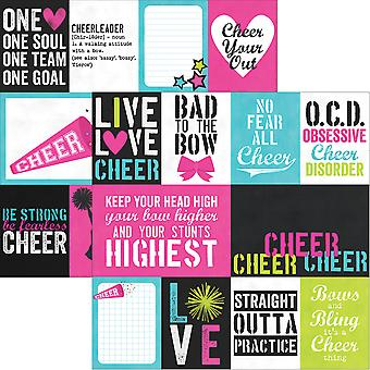 Simple Sets Cheer Double-Sided Elements 12