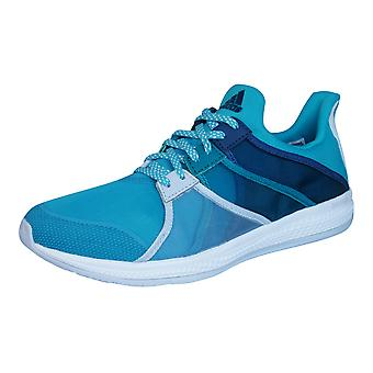 adidas Gymbreaker Bounce Womens Fitness Trainers / Shoes - Blue