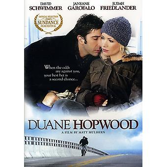 Import USA Duane Hopwood [DVD]