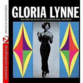 Gloria Lynne - Encore [CD] USA import