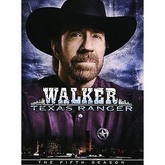 Walker Texas Ranger: Sezon 5 importu USA [DVD]
