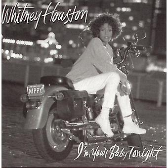 Whitney Houston - I'm Your Baby Tonight [CD] USA import