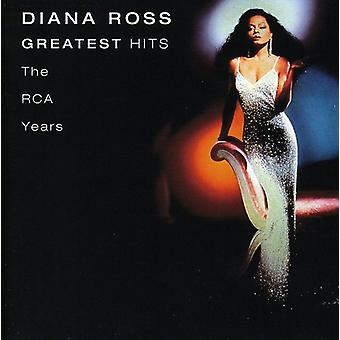 Diana Ross - Greatest Hits-Rca Years [CD] USA import