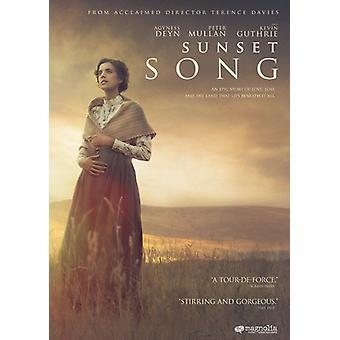 Sunset Song [DVD] USA importeren