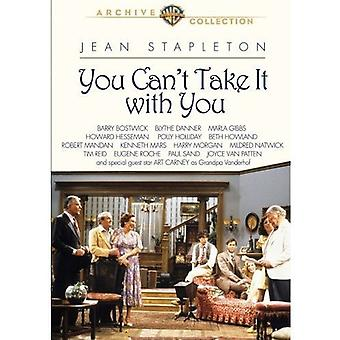 You Can't Take It with You [DVD] USA import