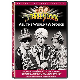 Trois Stooges - tout le monde est une importation USA faire-valoir [DVD]