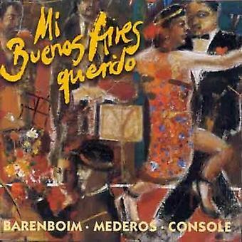 Piazzolla/Ginastera/Gardel/Resta - MI Buenos Aires Querido [CD] USA import